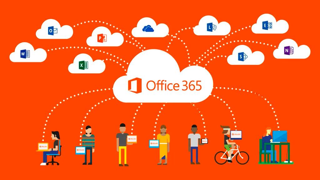 Ventajas de trabajar con office 365